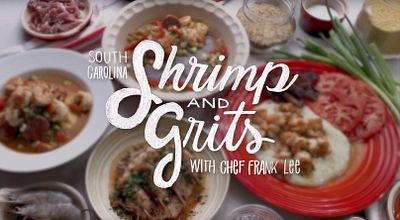 shrimp and grits south carolina