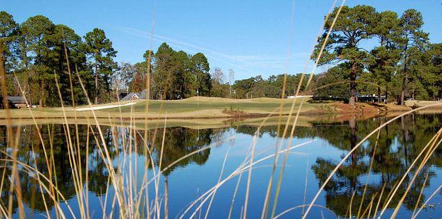 Coastal Carolina's Hackler Course in the Myrtle Beach area