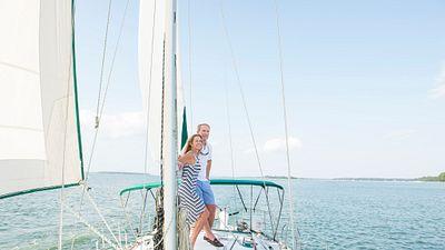 sailing in hilton head