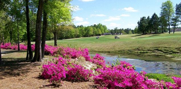 South Carolina's Wyboo Golf Club in Manning