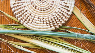 charleston sweetgrass basket