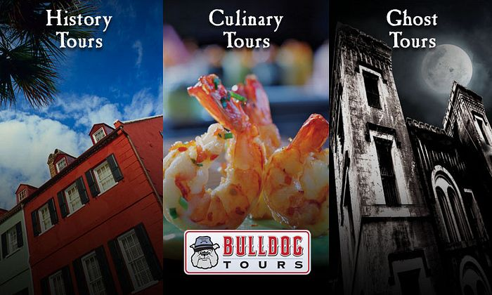 Bulldog Tours - History, Culinary, & Ghost Tours