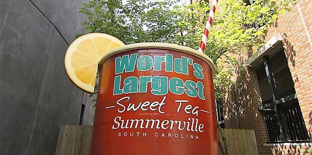 sweet tea festival summerville