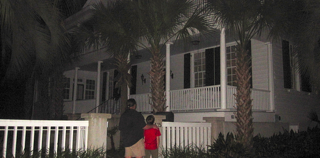 South Carolina Ghost Hunting Tours