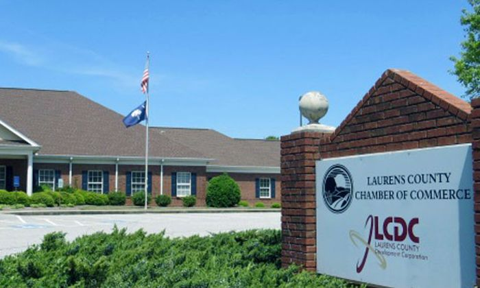 Laurens County Chamber Of Commerce