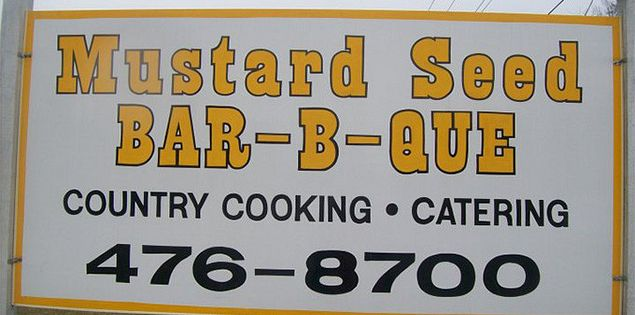 Mustard Seed BBQ and Country Cooking