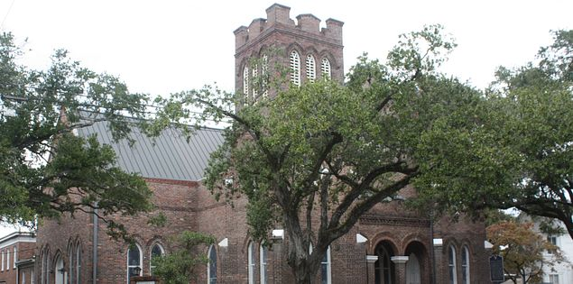 Bethel AME Church in Georgetown, South Carolina