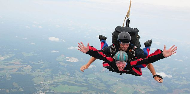 Annual CarolinaFest Boogie hosted by Skydive Carolina