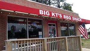 Big KT's Barbecue Shack