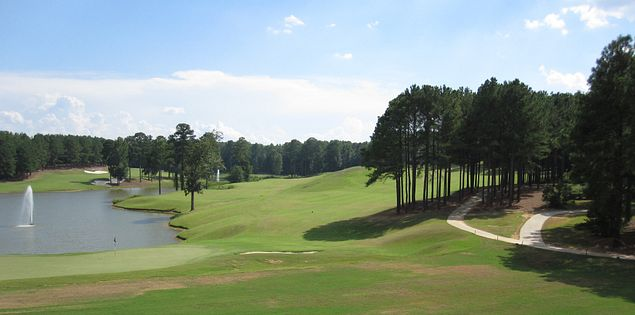 Fairway at Cobblestone Park in South Carolina