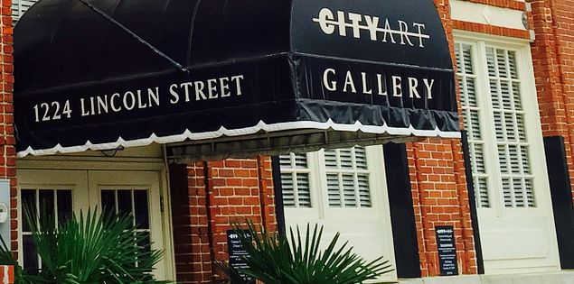 Visit art galleries in South Carolina!