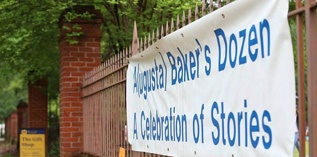 Augusta Baker's Dozen: A Celebration of Stories