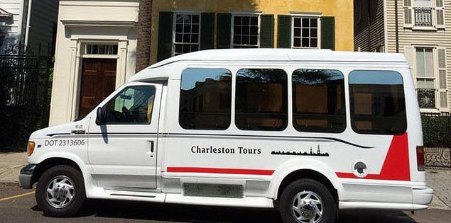 Charleston Tours Inc