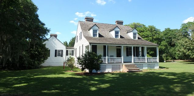 Visit Charles Pinckney National Historic Site in Mount Pleasant, South Carolina.