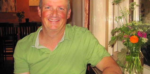 Motor Supply Co. Bistro owner Eddie Wales