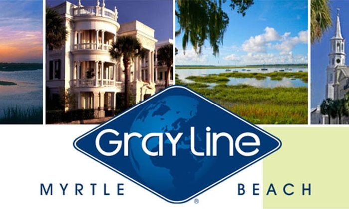 Leisure Time Unlimited-Grayline Of Myrtle Beach