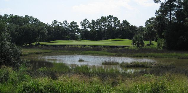 Greens at Charleston National