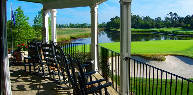Caledonia Golf & Fish Club is a favorite course in the Grand Strand Area.