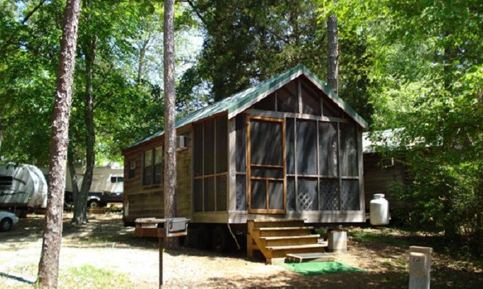 Lake Hartwell Camping and Cabins