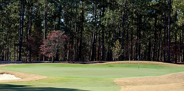 Golfers at Cheraw State Park's Golf Course
