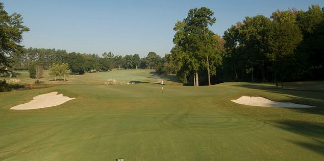 Visit the Upstate and play Furman University's Golf Course, one of the best in the area.
