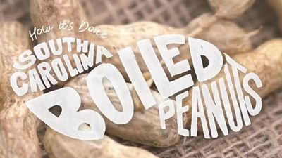 boilled peanuts