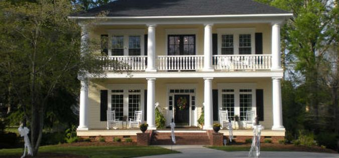 Bed and Breakfast Veranda on Main in Abbeville