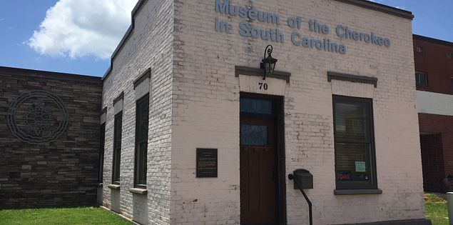 south carolina cherokee museum