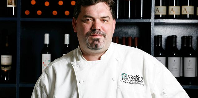 South Carolina Chef Jason Scholz of High Cotton in Charleston