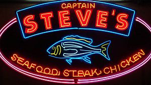 Captain Steve's Family Seafood Restaurant