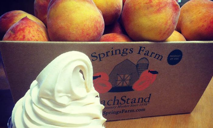 The Peach Stand - Springs Farms