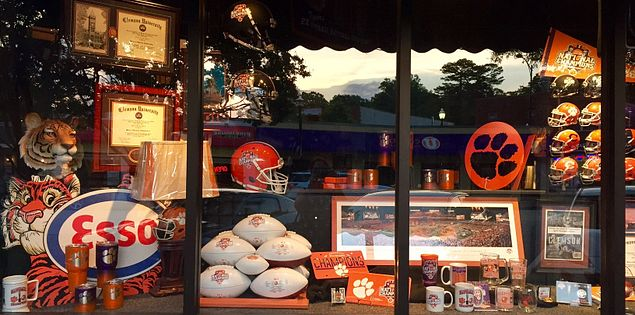 clemson tigers store