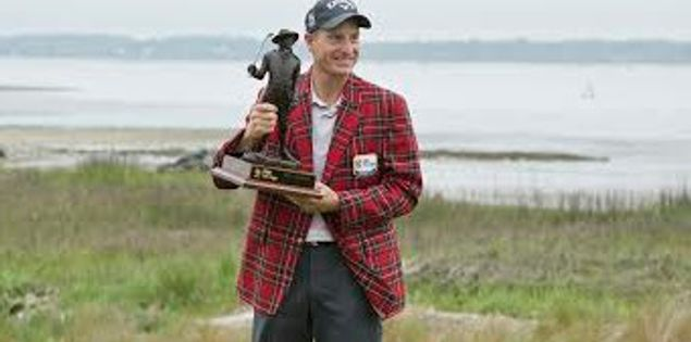 2 time RBC Heritage winner Jim Furyk