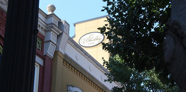 The Bleckley Inn is one of the best places to stay in Anderson, SC.