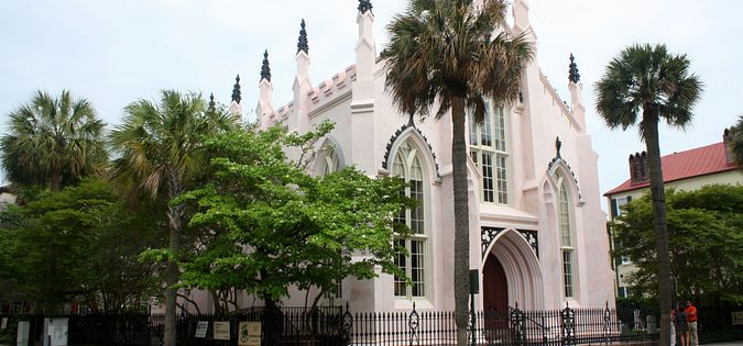 Charleston, South Carolina's Huguenot Church
