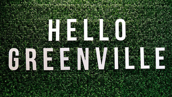 greenville sc sign
