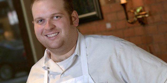 South Carolina's Chef Patrick Long of The Green Room in Greenville