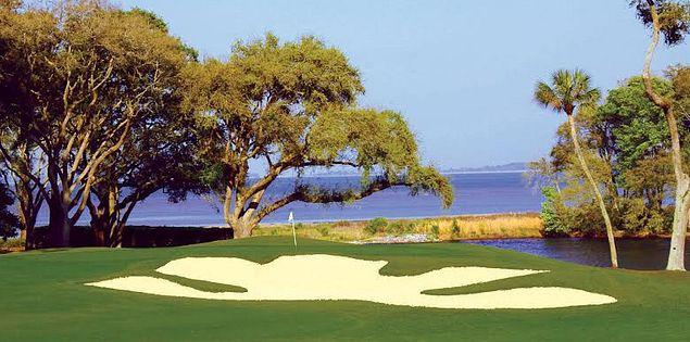 Oyster Reef Golf Club on Hilton Head Island, South Carolina
