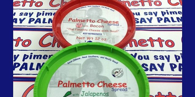 Palmetto Cheese around South Carolina