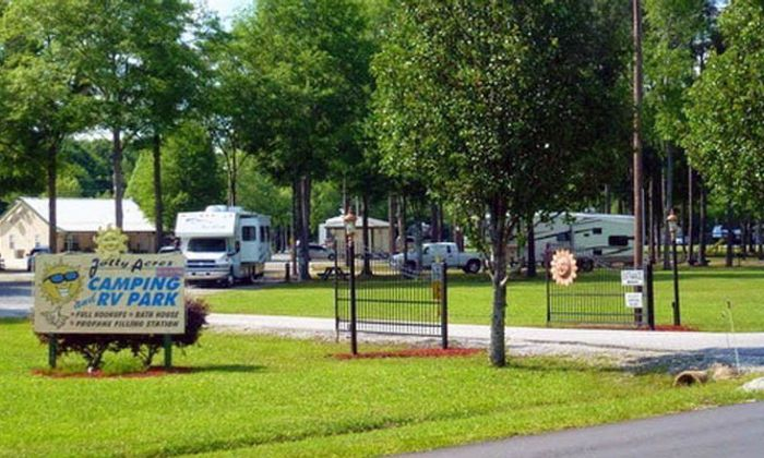 Jolly Acres RV Park & Storage