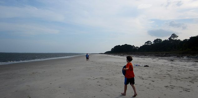 Beaches of Daufuskie Island
