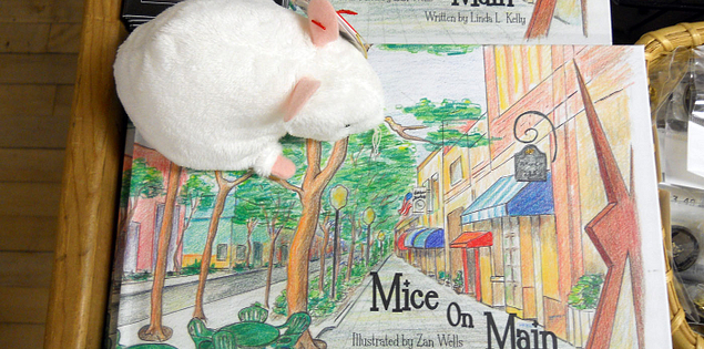 South Carolina adventure in Greenville with Mice on Main
