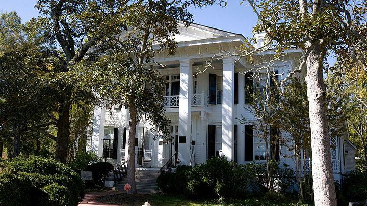 Historic Burt-Stark Mansion