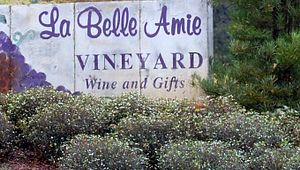 La Belle Amie Vineyard