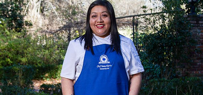 Tania Harris SC Chef