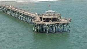 Cherry Grove Fishing Pier