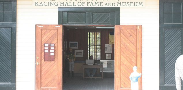 Visit The Aiken Thoroughbred Racing Hall of Fame and Museum in Hopelands Gardens.