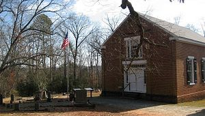 Historic Old Pickens Court House District