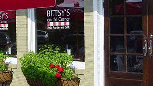 Betsy's on the Corner
