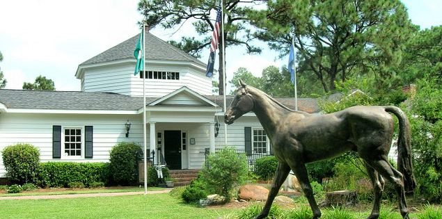National Steeplechase Museum At Springdale Race Course